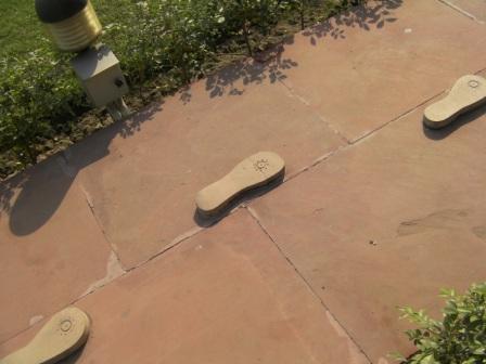 ガンディー・スミリティ ガンジーが歩いた場所