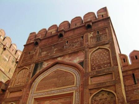 イスラム建築らしい建築様式